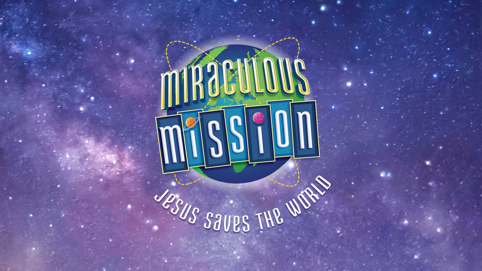 Miraculous Mission  VBS - Facebook Event Photo