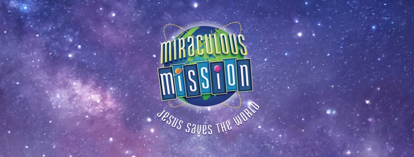 Miraculous Mission VBS - Facebook Cover Photo