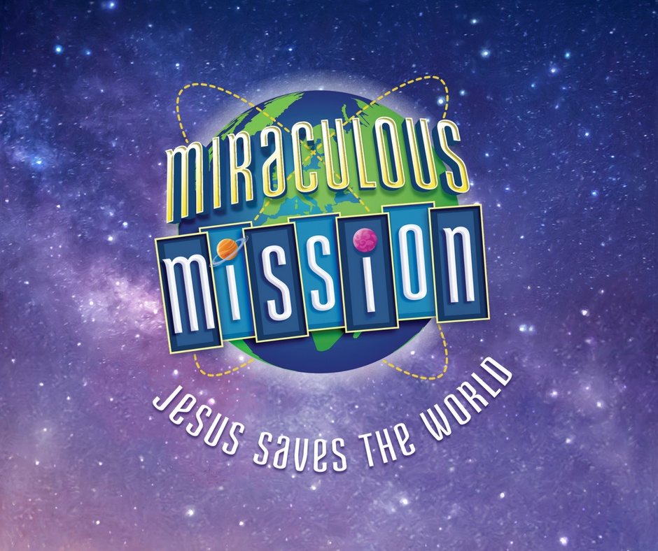 Miraculous Mission VBS - Facebook Post