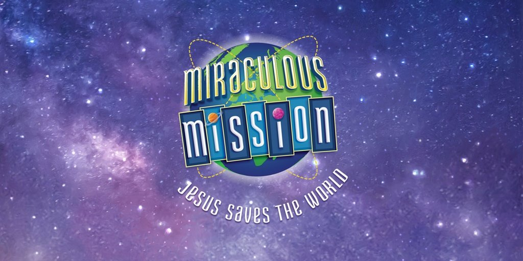 Miraculous Mission VBS - Twitter Post Photo
