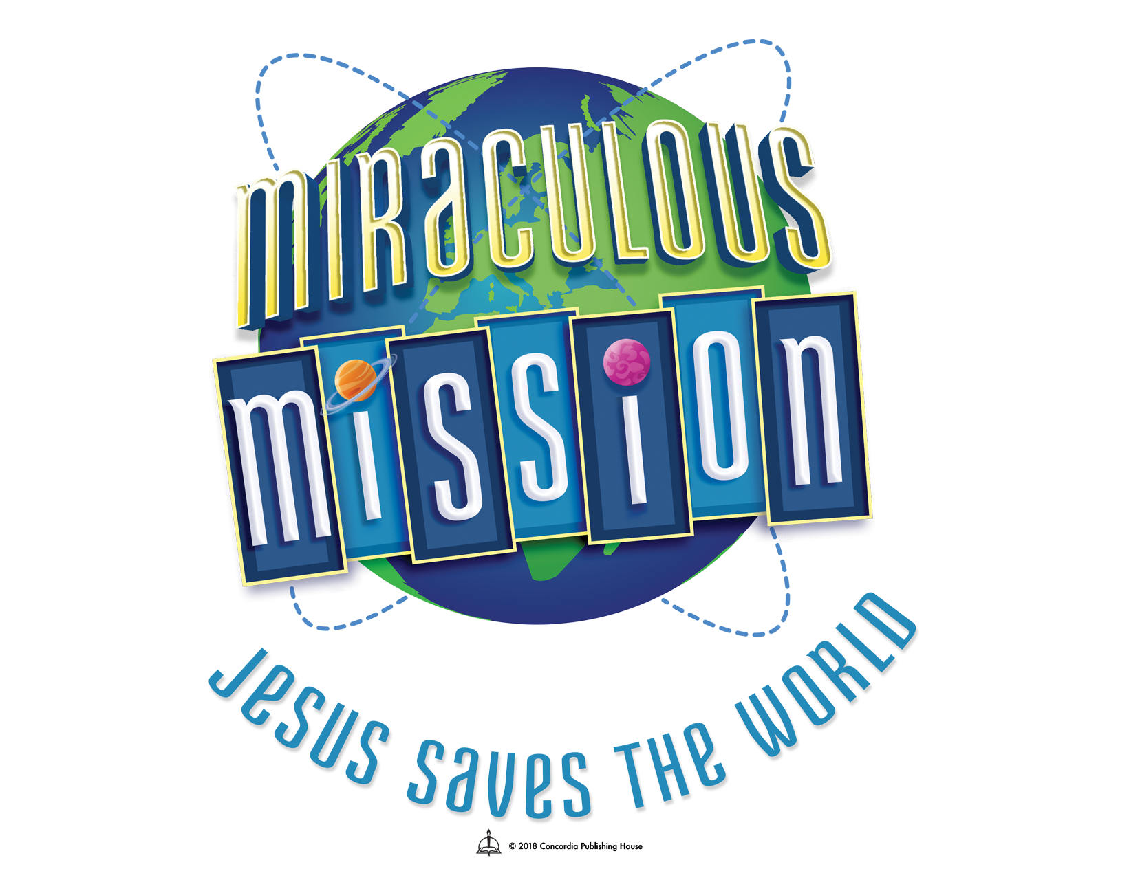 Miraculous Mission Logo